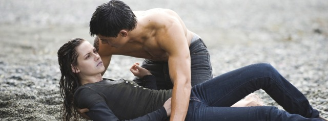 bella swan jacob black beach2 Facebook Timeline Cover
