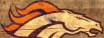 Denver Broncos Wood facebook timeline cover
