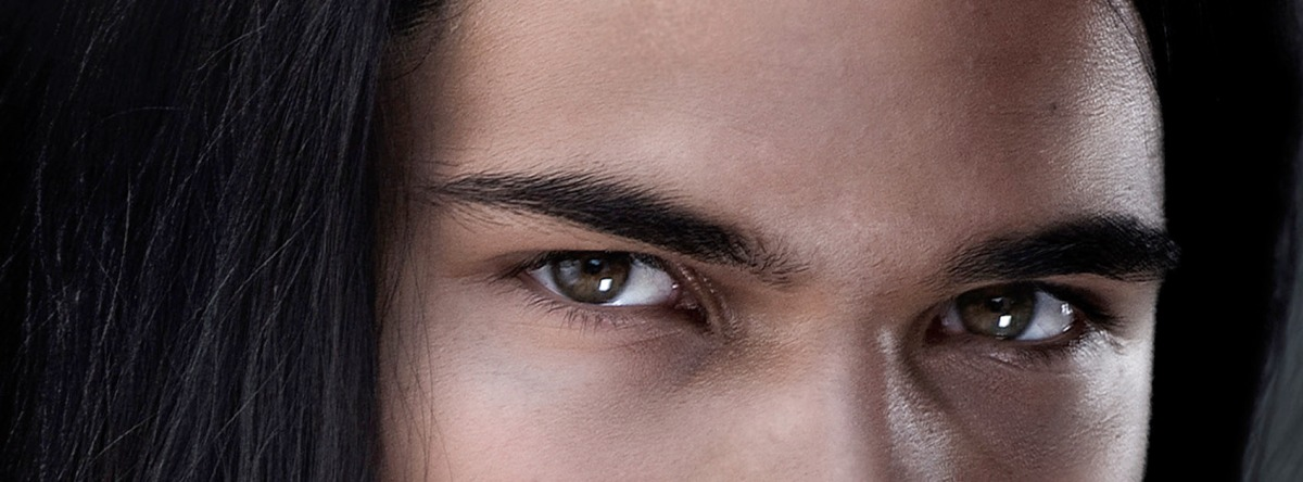 jacob black poster eyes
