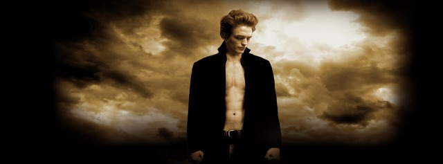 new moon poster edward cullen clouds Facebook Timeline Cover