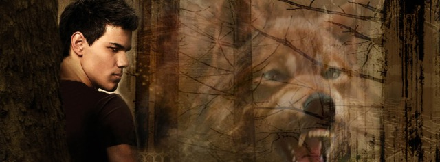 new moon poster wolf2 Facebook Timeline Cover