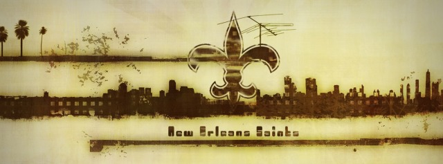Cover Photos » New Orleans Saints city facebook timeline cover