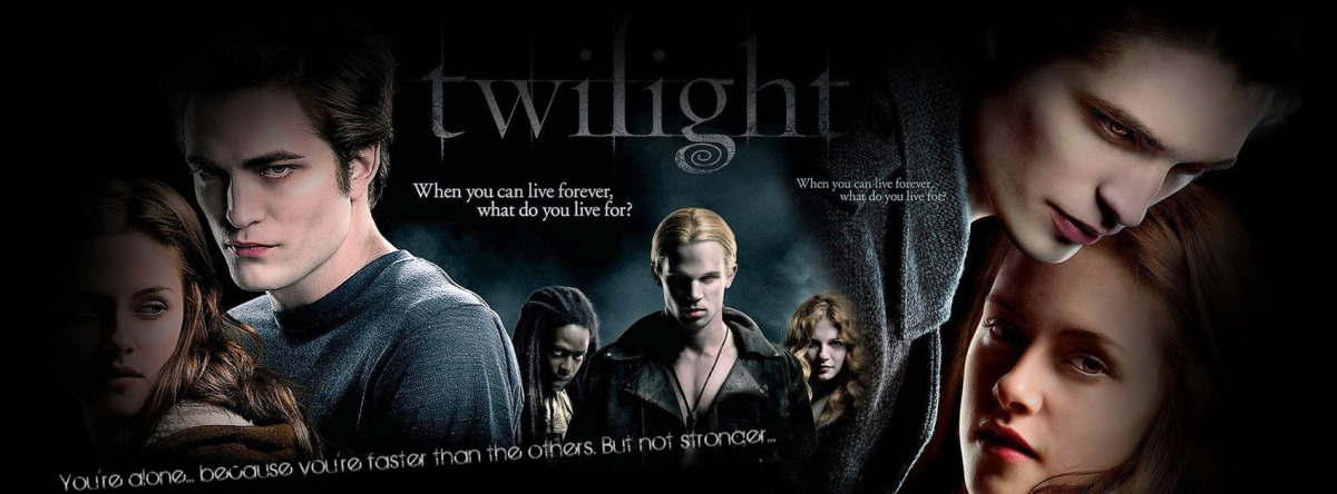 Twilight Collage Facebook Timeline Cover