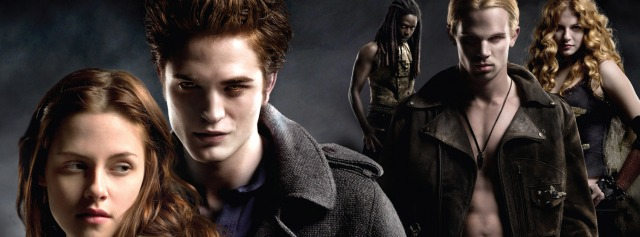 Twilight poster character set