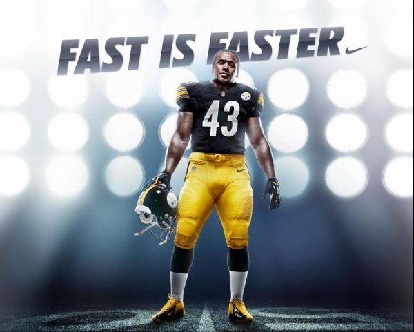 best website 624df 6fe53 Pittsburgh Steelers New Nike NFL Uniforms | Digital Citizen