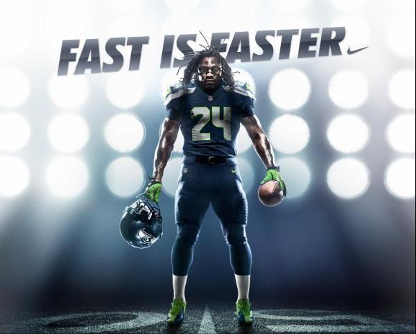 Seattle Seahawks New Nike NFL Uniforms – Digital Citizen