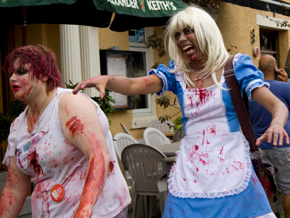 Photos from the 2012 Halifax Zombie Walk (6/6)