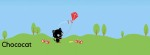 chococat kite small Facebook Timeline Cover Photo