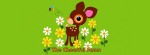 Deery Lou cheerful Facebook Timeline Cover Photo
