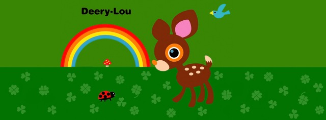 Deery Lou clovers Facebook Timeline Cover Photo