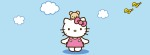 Hello Kitty birds Facebook Timeline Cover Photo
