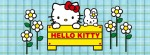 Hello Kitty cathy Fence Facebook Timeline Cover Photo