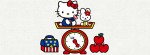 Hello Kitty cathy scale Facebook Timeline Cover Photo