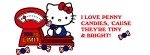 Hello Kitty cathy surprise Facebook Timeline Cover Photo