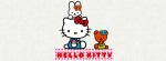 Hello Kitty cathy teddy bear Facebook Timeline Cover Photo