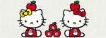 Hello Kitty Mimmy apples Facebook Timeline Cover Photo