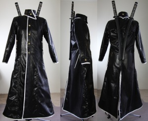 My Animatrix coat