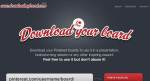 Downloadmyboard.com web interface
