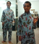 MANDARIN Pyjamas