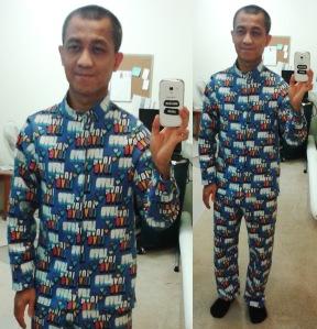 MUSLIN Pyjamas
