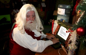 Santa using Tempora (click to enlarge)