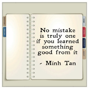 no mistake quote minh tan
