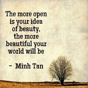 idea of beauty