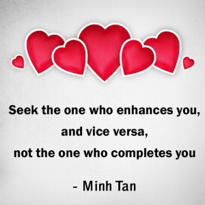 Seek the one quote minh tan