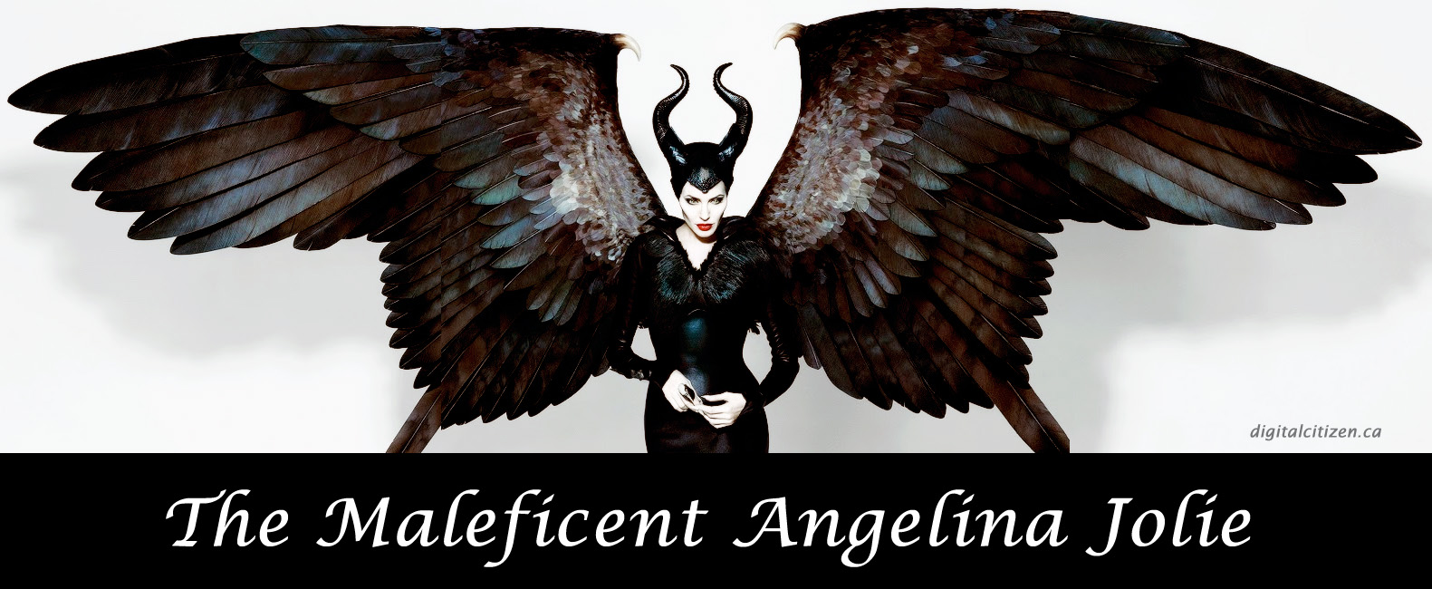 A First Look At Angelina Jolie As Maleficent Digital Citizen