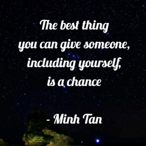 best gift quote minh tan