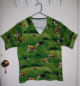 Cow Fundershirt 6156
