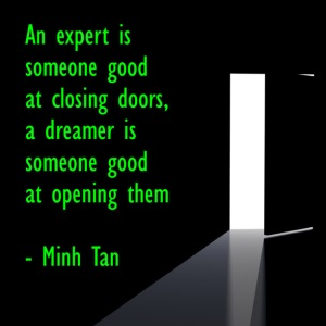 expert dreamer quote minh tan