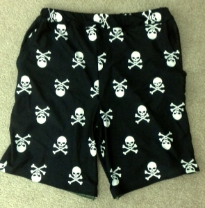 POISON TENNIS SHORTS