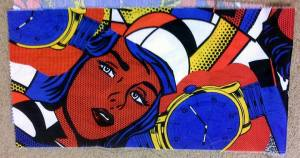 pop art fabric