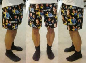 TREK Shorts