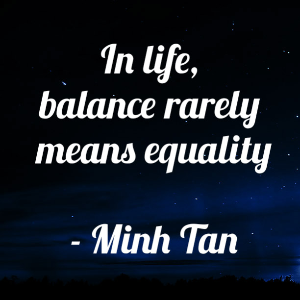 Balance Equality Quote | Digital Citizen