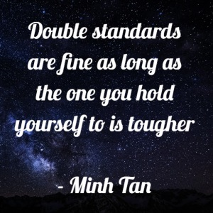 double standards quote minh tan halifax