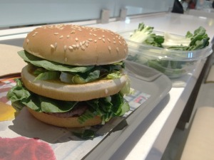 big mac mok bok burger upgrade