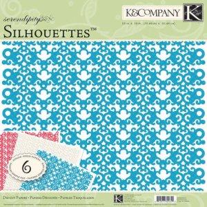 K&Company Die Cut Silhouette Paper