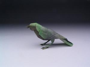 songbird origami