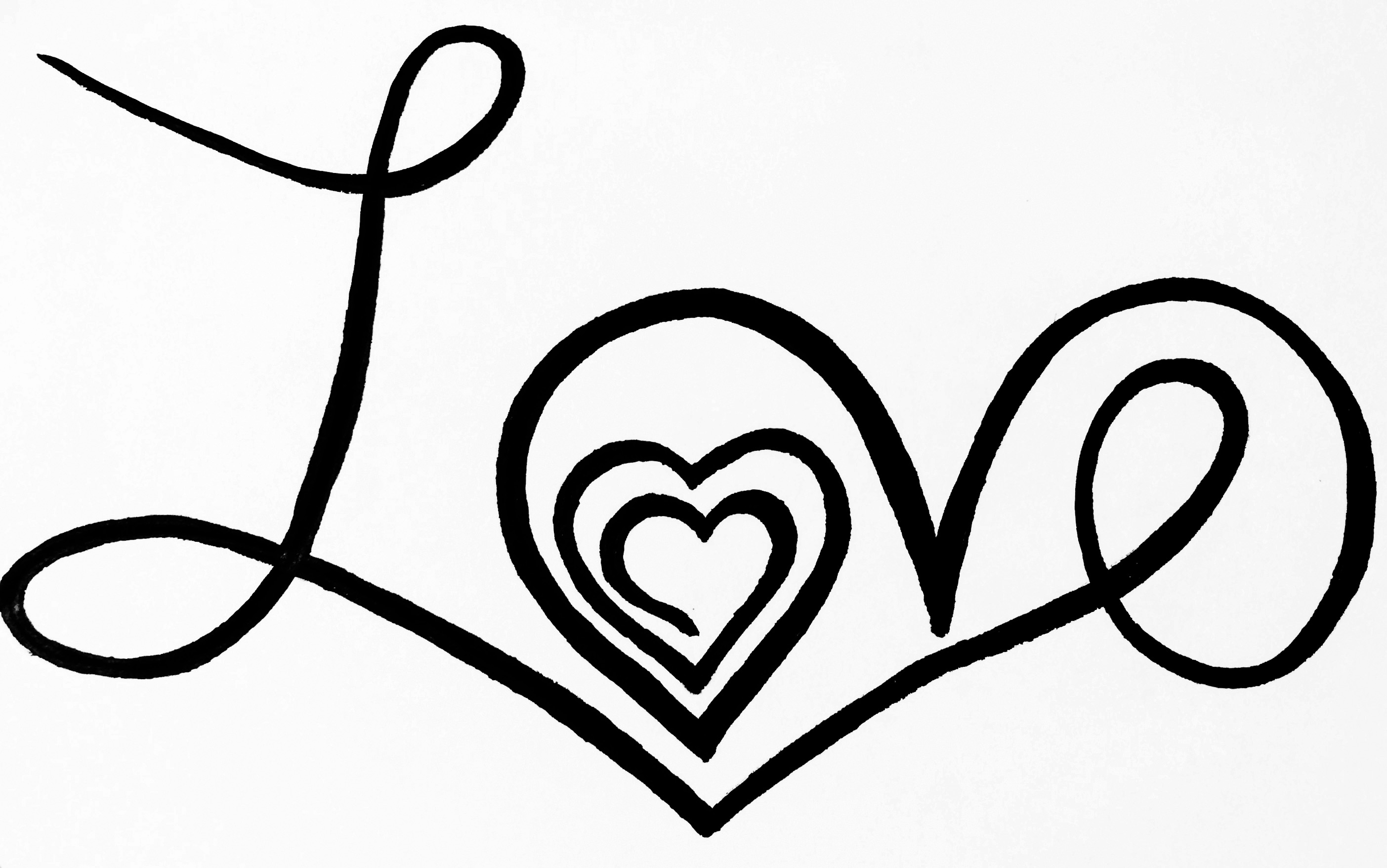 Single Line Word Art : One line art for stitching exercises tattoos cake deco